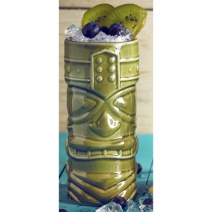 Crazy Tiki Mug zielony 400 ml